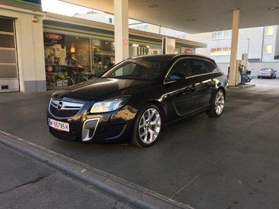 gebraucht Opel Insignia ST 2,8 V6 Turbo OPC Allrad