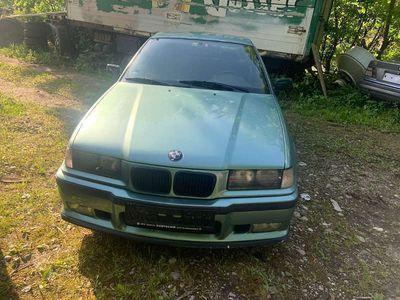 gebraucht BMW 323 3er-Reihe E36 i Sportwagen / Coupé