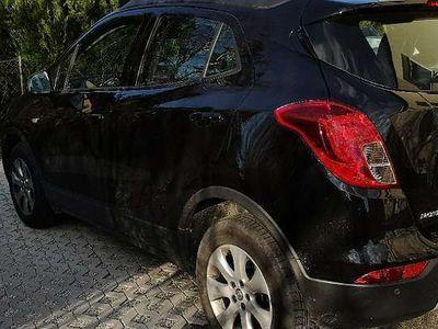 brugt Opel Mokka X 1,4 Ecotec Turbo Edition st/st Allrad SUV / Geländewagen,