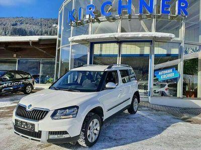 gebraucht Skoda Yeti Outdoor Elegance 2,0 TDI 4x4 SUV / Geländewagen