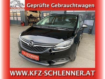 gebraucht Opel Zafira 1,6 CDTI ECOTEC Edition/Navi/Kamera