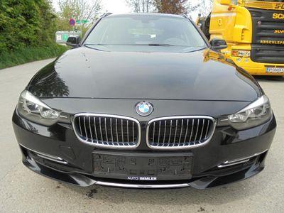 gebraucht BMW 318 318Touring*ALLRAD*NAVI*PDC