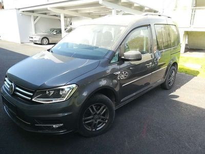 gebraucht VW Caddy Highline TDI Kombi / Family Van