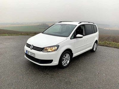 gebraucht VW Touran 1.4 TSI CNG 110kw 55k km