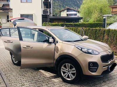 gebraucht Kia Sportage 1,7 SUV / Geländewagen