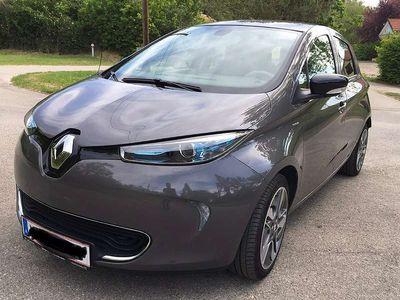 gebraucht Renault Zoe Bose Q90, 41kWh, Batteriemiete Klein-/ Kompaktwagen