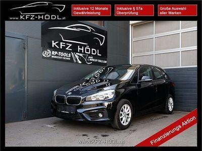 gebraucht BMW 218 Active Tourer d xDrive Aut.