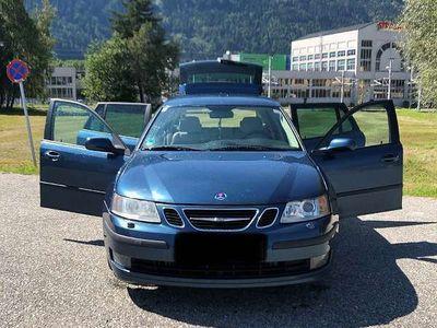 gebraucht Saab 9-3 1.9 TID Kombi / Family Van