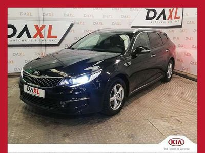 gebraucht Kia Optima Wagon 1,7 CRDi ISG Gold DCT
