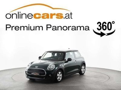 gebraucht Mini ONE KLIMA SUPERFARBE BRITISH RACING GREEN