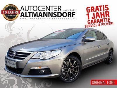 gebraucht VW CC 1,8 TSI*GARANTIE*SOFORT-KREDIT*MOD2012 Limousine,