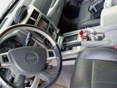 gebraucht Jeep Cherokee 2,8 Renegade CRD TD Aut. Leder