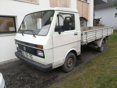 gebraucht VW LT Pritsche / Kleinlastkraftwagen /