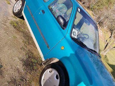 gebraucht Nissan Micra K11 Klein-/ Kompaktwagen