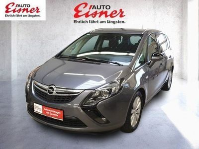 gebraucht Opel Zafira Tourer 2,0 CDTI Ecotec Cosmo Van