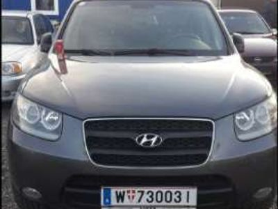 gebraucht Hyundai Santa Fe 2,2 CRDi VGT 2WD