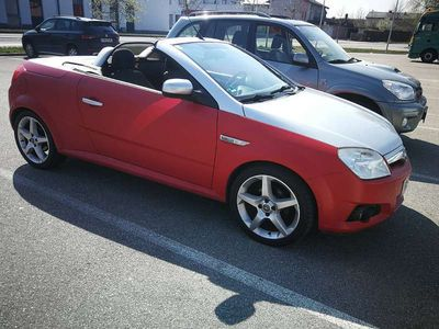 gebraucht Opel Tigra Twintop Cabrio / Roadster
