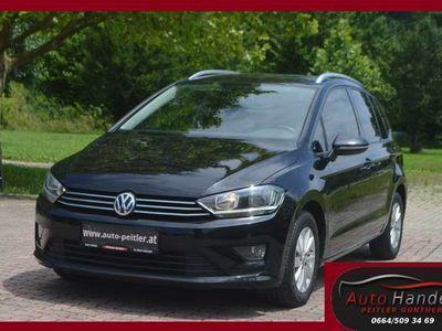 gebraucht VW Golf Sportsvan 1,6 TDI+NAVI+SHZ+PDC+TEL+