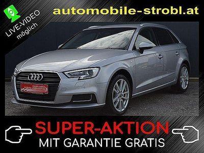gebraucht Audi A3 Sportback 35 TDI S-tr. *Xenon*Navi*PDC*Garantie*