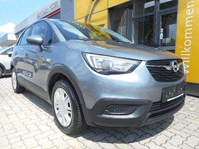 gebraucht Opel Crossland X 1,2 Edition SUV / Geländewagen