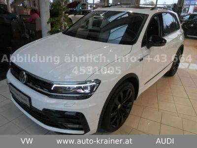 "gebraucht VW Tiguan Sky 2.0 TDI ""R-Line Black Style"" DSG 4 MOTION"