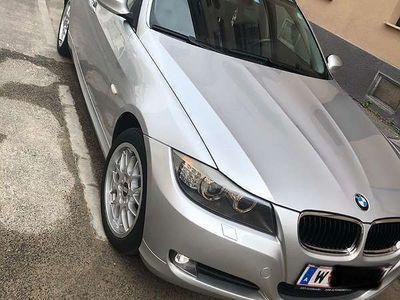 gebraucht BMW 318 3er-Reihe d Kombi / Family Van