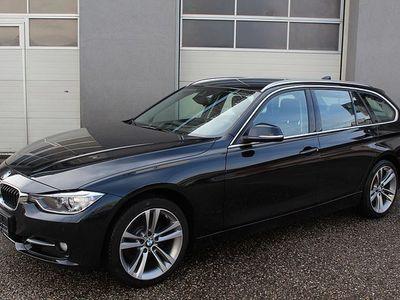 gebraucht BMW 330 d xDrive Touring Aut. *Topausstattung*
