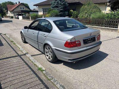 gebraucht BMW 330 3er-Reihe Benzin i limosine Limousine,