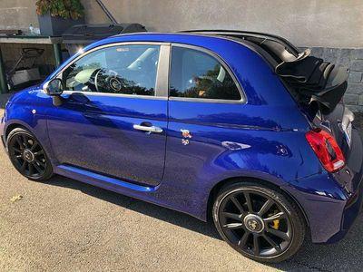 gebraucht Abarth 595C 500Turismo 165 - die Cabrio Saison kann kommen Cabrio / Roadster