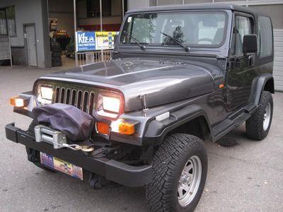 gebraucht Jeep Wrangler 2,5 Base HardTop