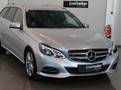 gebraucht Mercedes E350 BlueTEC 4MATIC A-Edition Aut.