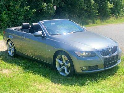 gebraucht BMW 335 Cabriolet 3er-Reihe (E93) N54 Motor 2 Besitz 90 000km