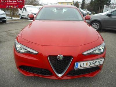 used Alfa Romeo Giulia Super 2,2 150 AT RWD/Xenon/Navi/Kamera