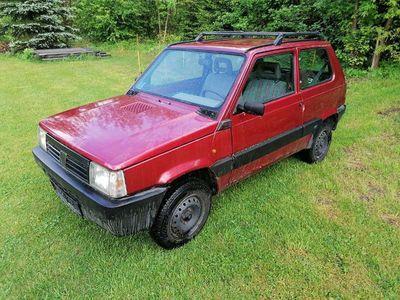 gebraucht Fiat Panda 4x4 SUV / Geländewagen