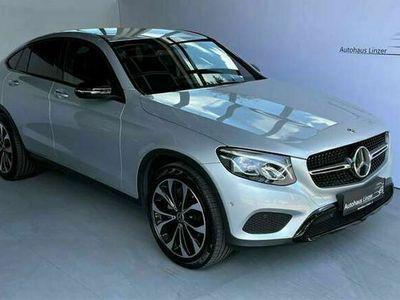 gebraucht Mercedes GLC250 d Coupé AMG 4M*LED*DISTR*Kam*Navi*KEYL*20''