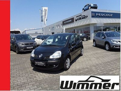 gebraucht Renault Modus Grand Dynamique 1,2 16V Hi Flex, 75 PS, 5 Türen, Schaltgetriebe