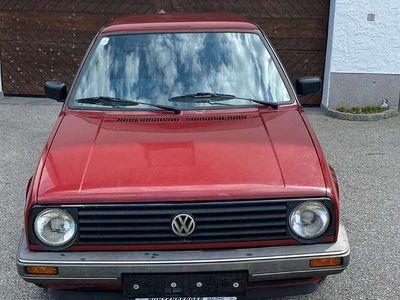 gebraucht VW Golf II Klein-/ Kompaktwagen