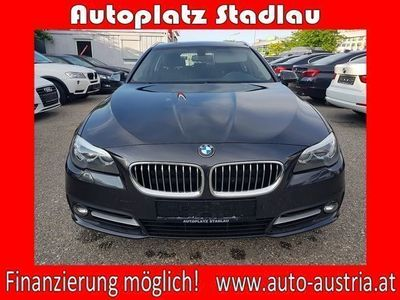 used BMW 530 d xDrive Österreich-Paket Touring Aut. NAVI LEDER