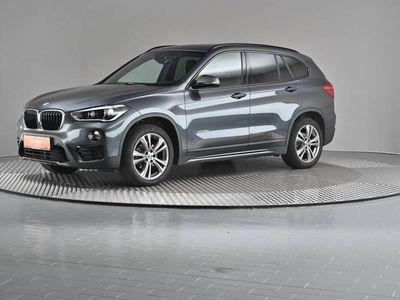 gebraucht BMW X1 18d Sport Line xDrive Aut.
