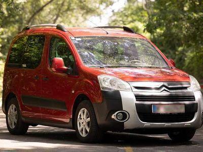 gebraucht Citroën Berlingo 1,6 HDi 110 XTR FAP