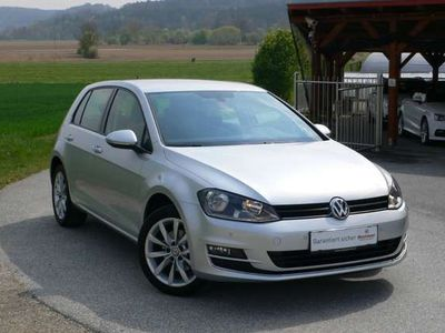 gebraucht VW Golf Highline 2,0 BMT TDI DPF 4Motion NAVI PDC LEDER