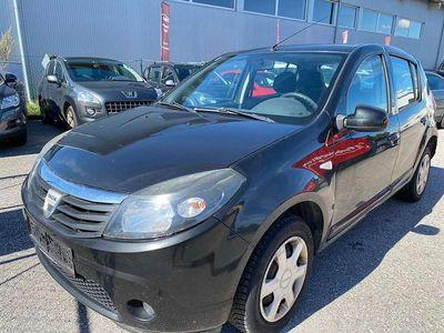 gebraucht Dacia Sandero Black Line 1,2 16V (Ohne Pickerl) Klein-/ Kompaktwagen