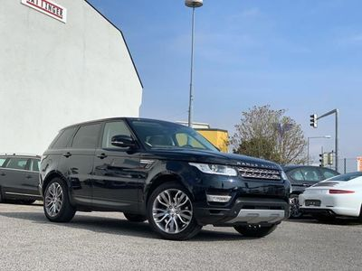 gebraucht Land Rover Range Rover Sport 3,0 TDV6 HSE Dynamik-Paket** 56000km**