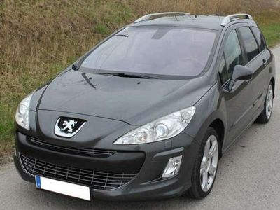 gebraucht Peugeot 308 SW 2,0 HDi 140 FAP Exclusive