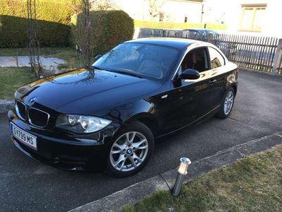 gebraucht BMW 120 Coupé 1er-Reihe Coupé Diesel (E82) Aut.