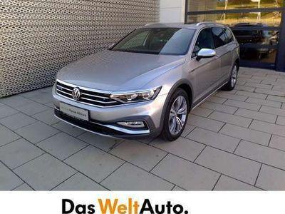 gebraucht VW Passat Alltrack TDI SCR 4MOTION DSG Kombi / Family Van