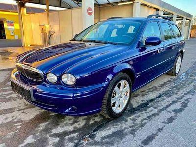 gebraucht Jaguar X-type 25 V6 Estate Allrad *Pickerl/Service neu*