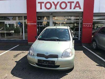 gebraucht Toyota Yaris 1,0 VVT-i*EXPORT* Limousine
