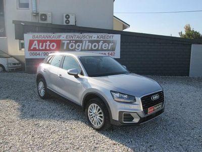 gebraucht Audi Q2 1,0 TFSI ULTRA- Design,1.BESITZ-5.JAHRE GARANTIE !