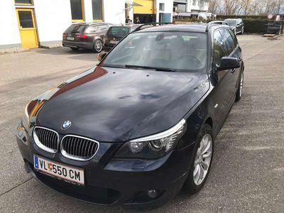 gebraucht BMW 530 5er-Reihe d Xdrive M Paket, Panorama, Kombi / Family Van
